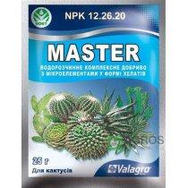 Комплексное минеральное удобрение для кактусов Master (Мастер), 25г, Valagro (Валагро)