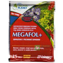 Биостимулятор роста Megafol+ (Мегафол+), 25мл, Valagro (Валагро)