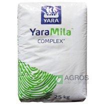 Комплексное минеральное удобрение Yara Mila Complex (Яра Мила Комплекс), 25кг, NPK 12.11.18+ME, Yara (Яра) (Кемира)