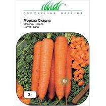 Семена моркови Скарла, 3г, Tezier, Франция, Семена Pro seeds