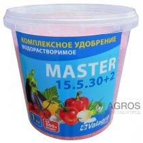 Комплексное минеральное удобрение Master (Мастер), 1кг, NPK 15.5.30+2Mg, TM Rosla (Росла)