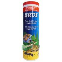 Инсектицид, порошок против муравьев, 250г, BROS.