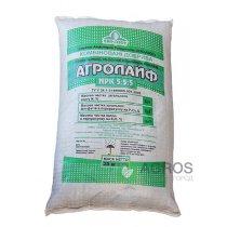 Органо-минеральное удобрение Гармония Агролайф, 25кг, NPK 5.5.5