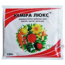 Комплексное минеральное удобрение Кемира Люкс, 100г, NPK 16.20.27