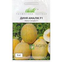 Семена дыни Амалик, 8шт, United Genetics, Италия, Семена Pro Seeds