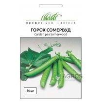 Семена Гороха овощного Сомервуд, 50шт, Syngenta, Нидерланди, Семена Pro seeds