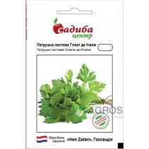 Семена петрушки Гигант де Италия листовая, 1г, Hem, Голландия, семена Pro seed