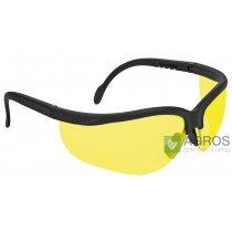 Очки защитные Sport, желтые, Truper, LEDE-SA