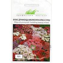 Семена флокса друммонда Блестящая красота, 0.2г, Hem, Голландия, Семена цветов Pro seeds