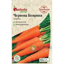 Семена Моркови Красная Боярыня, 2г, Satimex, Германия, Садыба Центр, Традиция