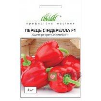 Семена перца красного Синдерелла F1, 8шт, Nong Woo Bio, Корея, Семена Pro seeds