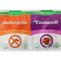 Инсектицид, Антигусинь + Фунгицид Самшит, 4 мл+3 мл, Укравит.