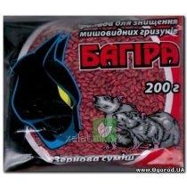 Багира, 200гр., (зерно от мышей).