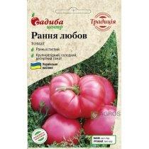 Семена Томата Ранняя любовь, 0,1г, Украина, Садыба Центр, Традиция