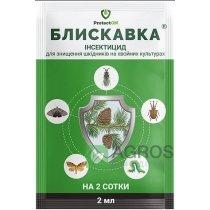 Инсектицид Блискавка, 2 мл, Protect ON