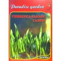 Трава Газон, Универсал, 1кг, Райский Сад(Paradise garden)